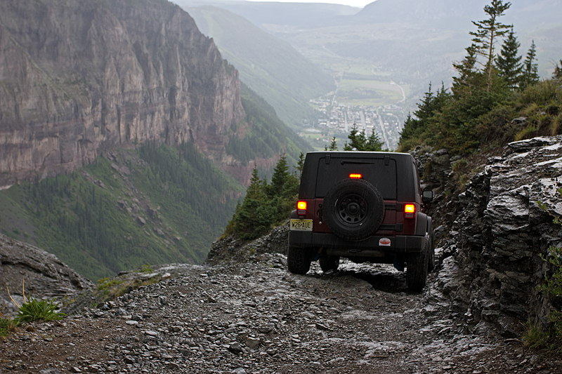 Black Bear Pass Colorado >> Black Bear Pass - Maciej Swulinski